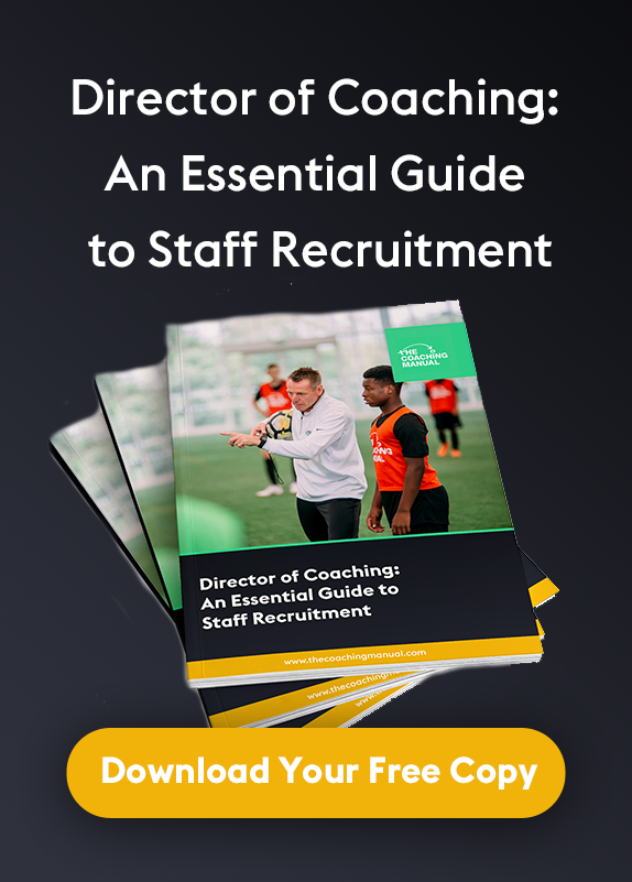 Soccer Club Staff Recruitment Guide